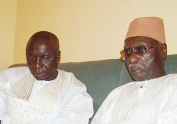 Idrissa Seck: « devant mon Oncle Serigne Mbaye Sy Mansour et la Oummah islamique, je m'incline à nouveau et sollicite leur pardon»