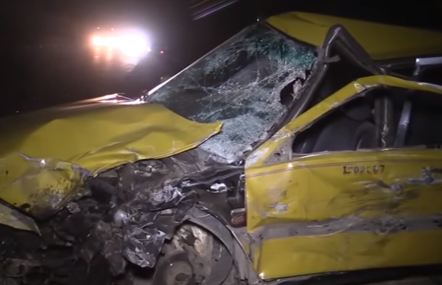 Dernière minute – Accident sur l'autoroute à péage