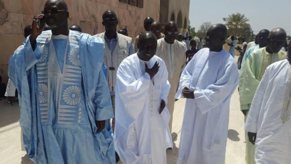 De retour à Dakar, Idrissa Seck débarque à Touba