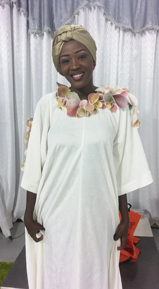 Photos : Faty Dieng, ravissante en mode Sokhna