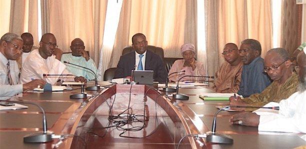 Un comité de pilotage sera créé pour la reconstruction du marché Sandaga