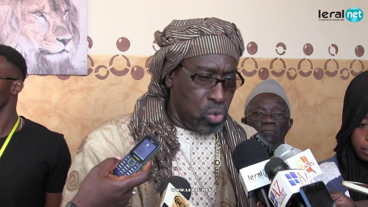 Abddoulaye Makhtar Diop : « Il faut arrêter le CNG. Il faut revenir à l'esprit du CALCAF »