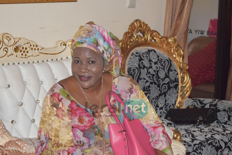 Vidéo-Photos: Sa fille lui réserve une belle surprise, Fatou Guéweul fond en larmes