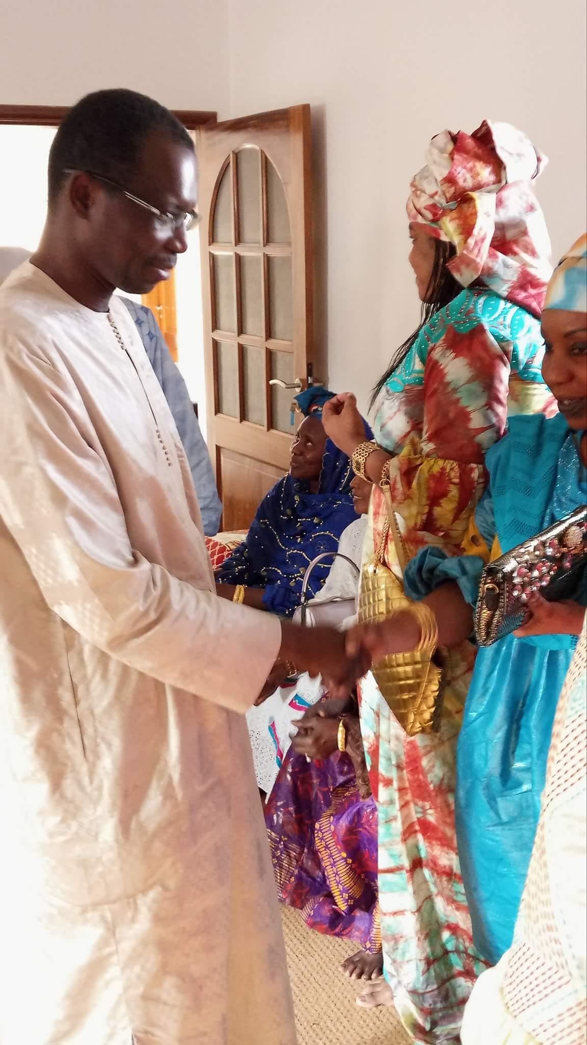 Daouda Dia lance sa campagne pour la réélection du Président Macky Sall