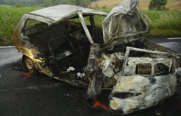 Collision entre deux véhicules à Tambacounda : Deux personnes meurent complément calcinées