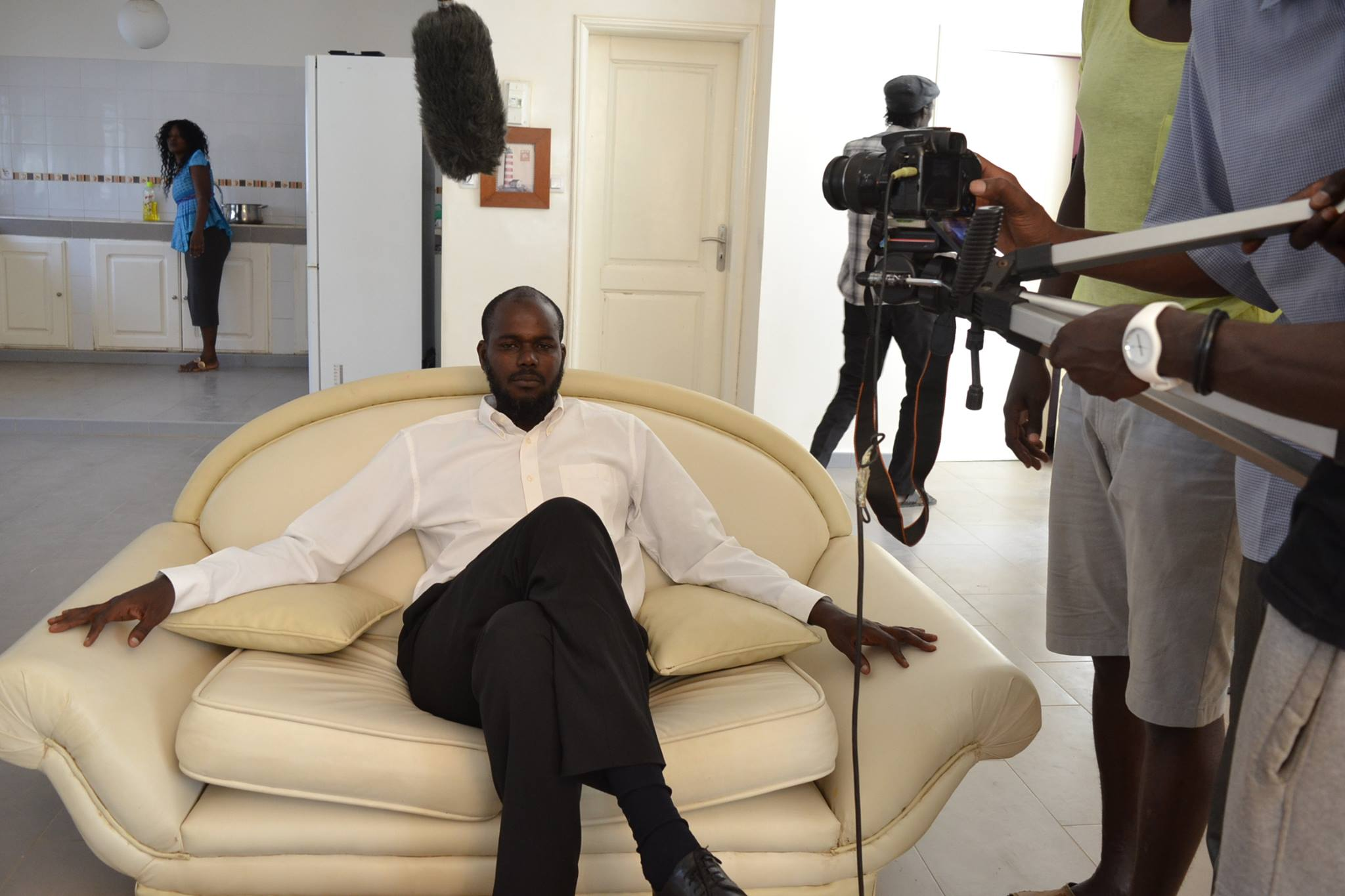 "Khadija Dème alias ""Adja"" très choquée… Ousseynou Ba alias Pathé : ""Je n'ai…"