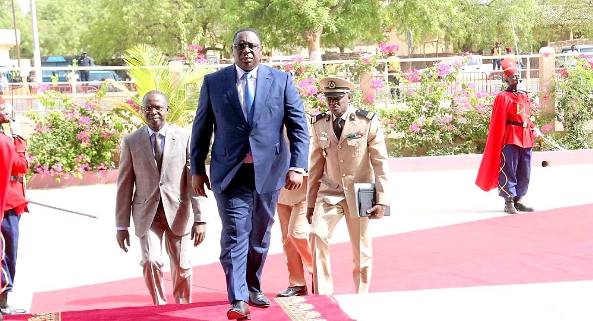 Le Président Macky Sall convoque le Conseil des ministres ce lundi