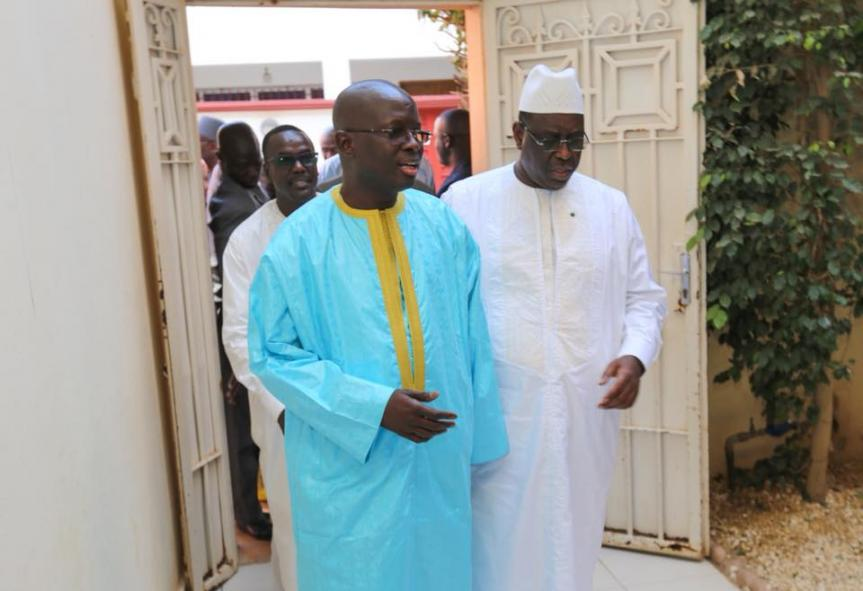 Alliance politique: Macky Sall et Modou Diagne Fada se rencontrent aujourd'hui