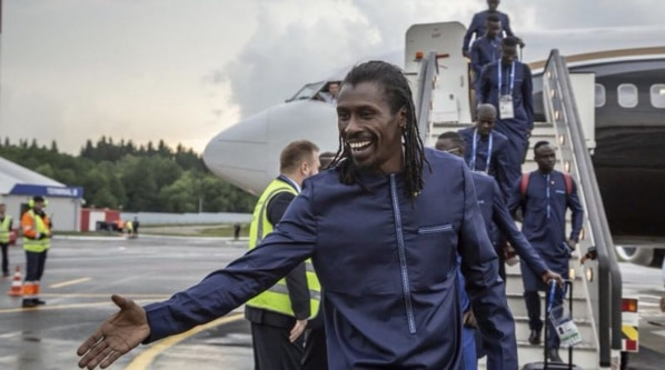 Aliou Cissé, sélectionneur des Lions : « Le Mondial a commencé, les 23 sont OK »
