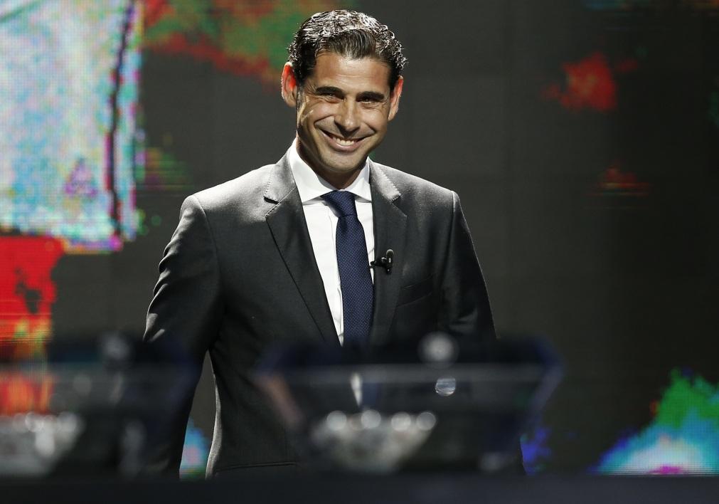 Mondial 2018: Hierro nouveau sélectionneur de l'Espagne