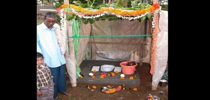 Inde : Les villageois adorent les toilettes au lieu de les utiliser !