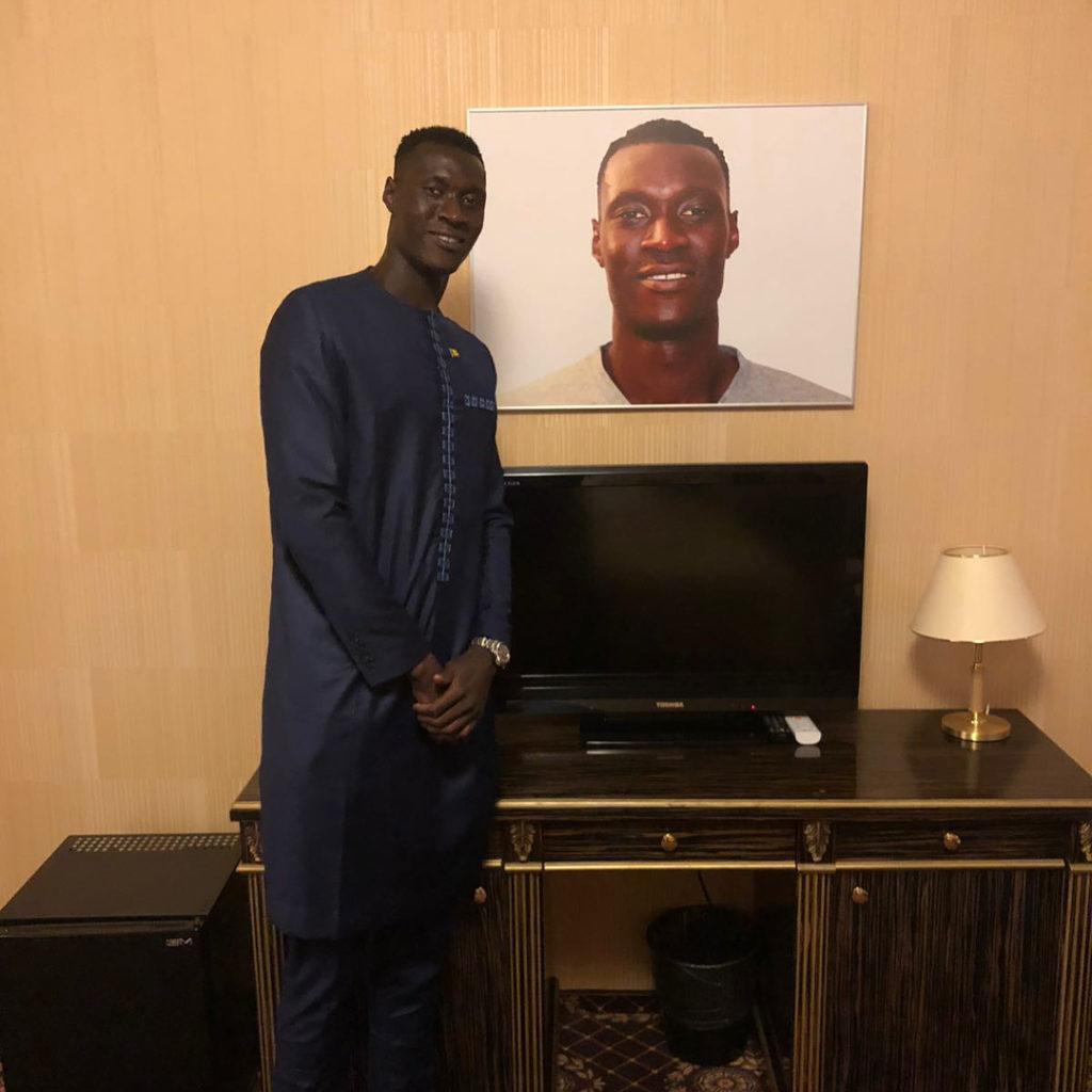 PHOTOS - De Vittel à Kaluga, le film du voyage des « Lions » du Sénégal
