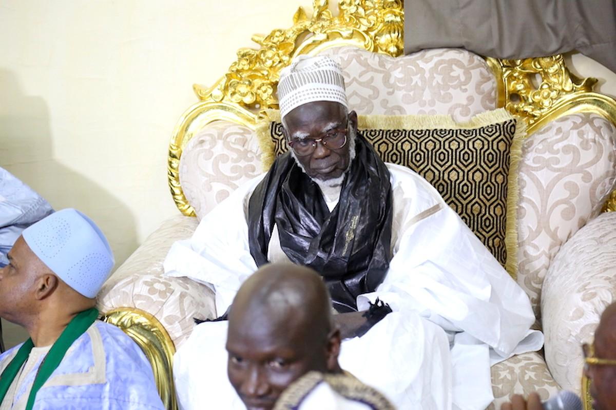 Korité à Touba: Le message du Khalife général des mourides aux musulmans