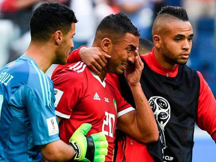 """Bouhaddouz: """"Je suis l'idiot"""""""
