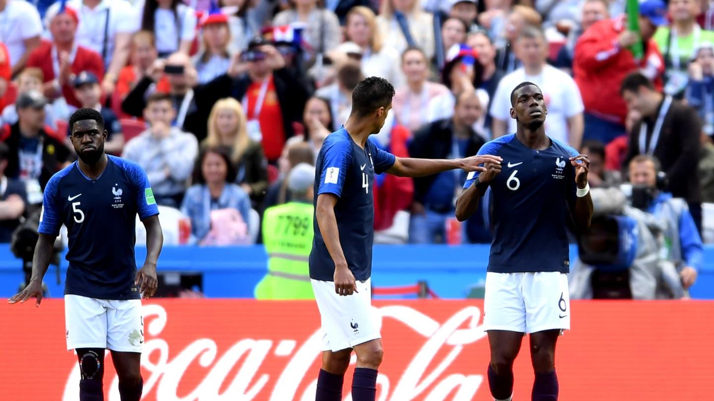 12 photos : Pogba sauve la France