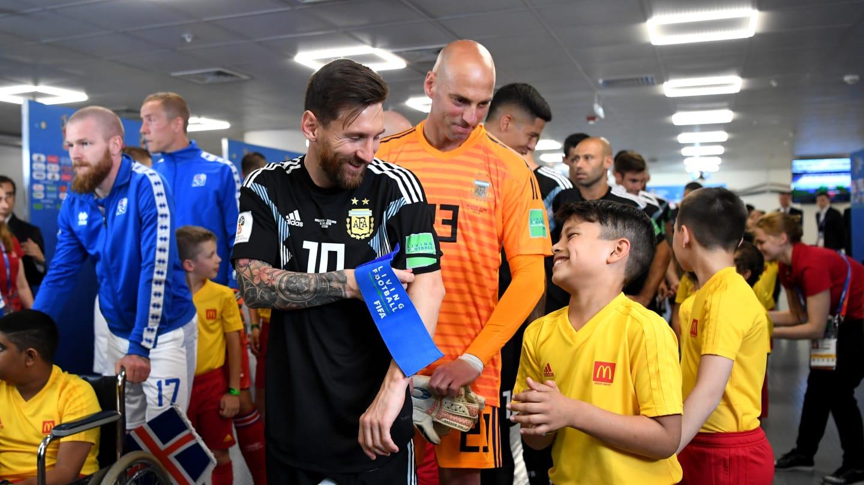 15 photos : Argentine / Islande 1-1, les images du match