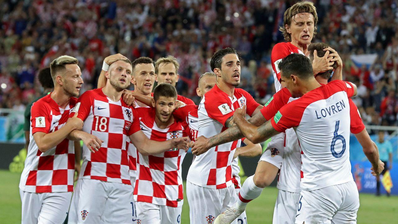 Coupe du monde 2018: la Croatie bat facilement le Nigéria