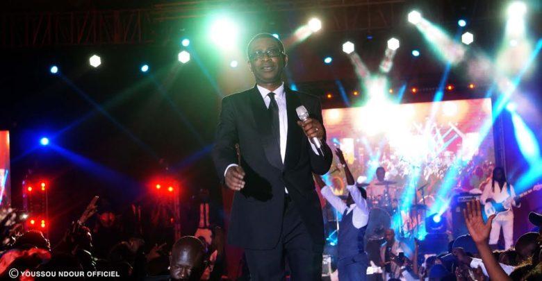 Face à la « pression de ses fans », Youssou Ndour joue deux dates