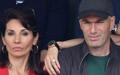"""Zidane : l'étonnante confession de sa femme Véronique: """"Je ne sais pas si je l'aurai épousé si…""""."""