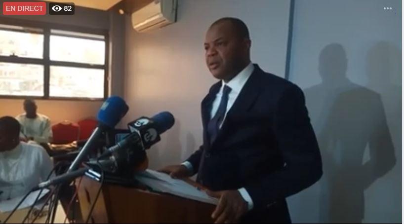 Mame Mbaye Niang retrouve son poste de ministre