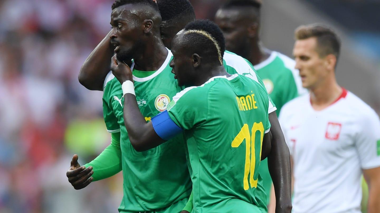 Photos Pologne-Sénégal : Sadio Mané réconforte Mbaye Niang