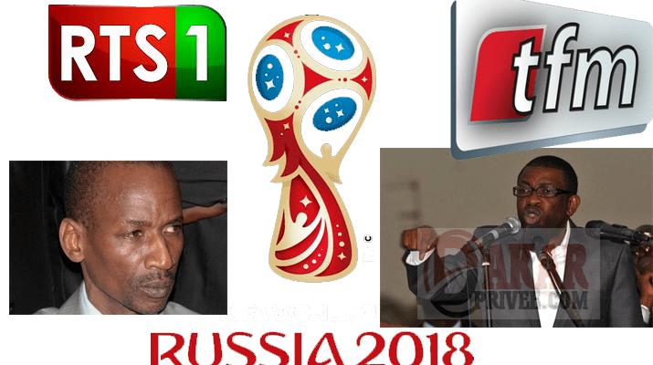 Diffusion de la Coupe du Monde : la RTS  n'a pas lâché la TFM