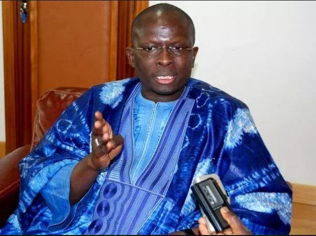 Modou Diagne Fada : « Pour l'instant, je suis dans les discussions avec le Président Sall »