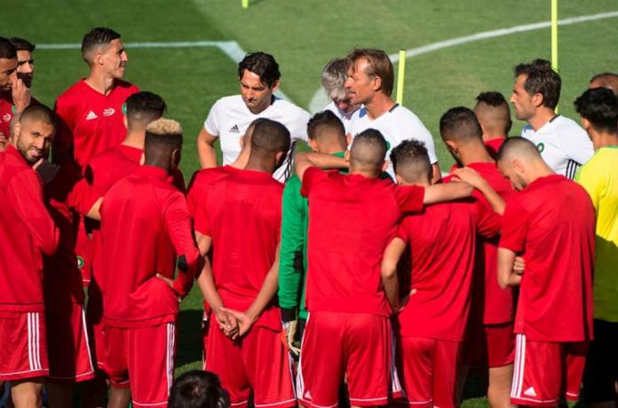 Maroc-Portugal: l'ultimatum pour les Lions