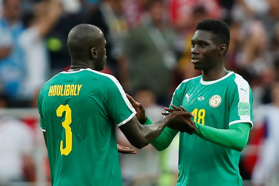 Le Sénégal, 'on dirait' l'Atlético !