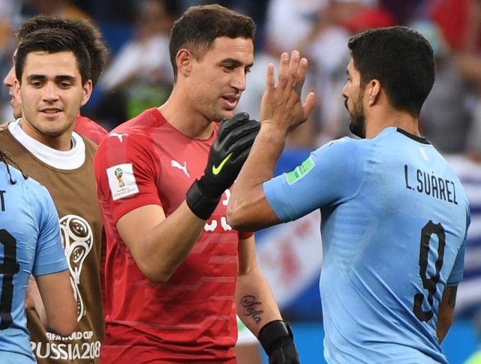 L'Uruguay qualifiée, mais sans briller contre l'Arabie saoudite