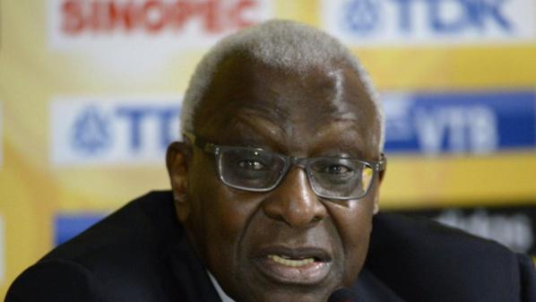 « L'équipe du Sénégal peut aller jusqu'en finale », (Lamine Diack, Ancien président de l'IAAF)