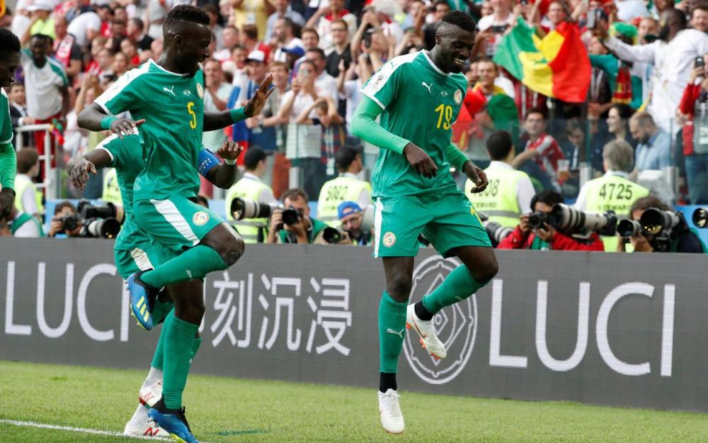 Une star de la BBC compare les joueurs sénégalais à des vendeurs à la sauvette