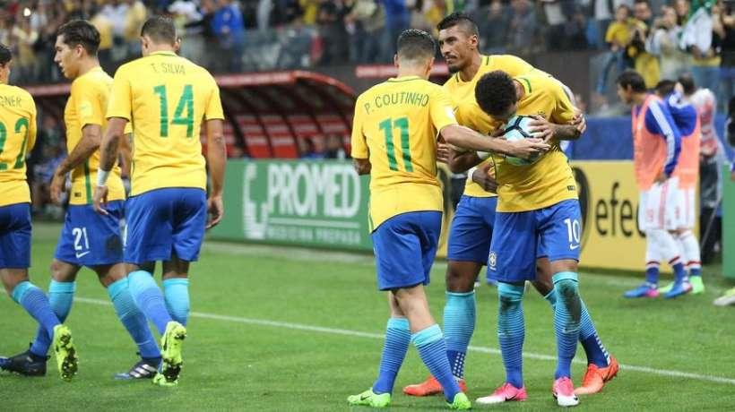 Le Brésil fait tomber le Costa Rica au bout du suspense