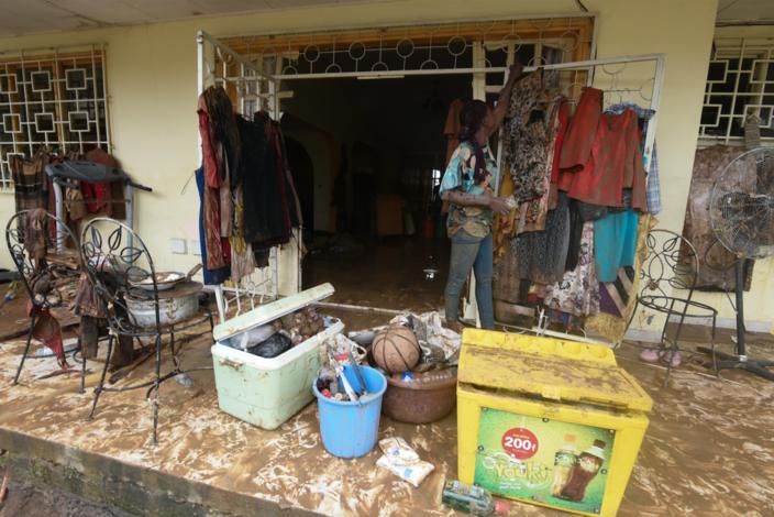 """En Côte d'Ivoire, les inondations meurtrières, la corruption et """"l'anarchie destructrice"""""""