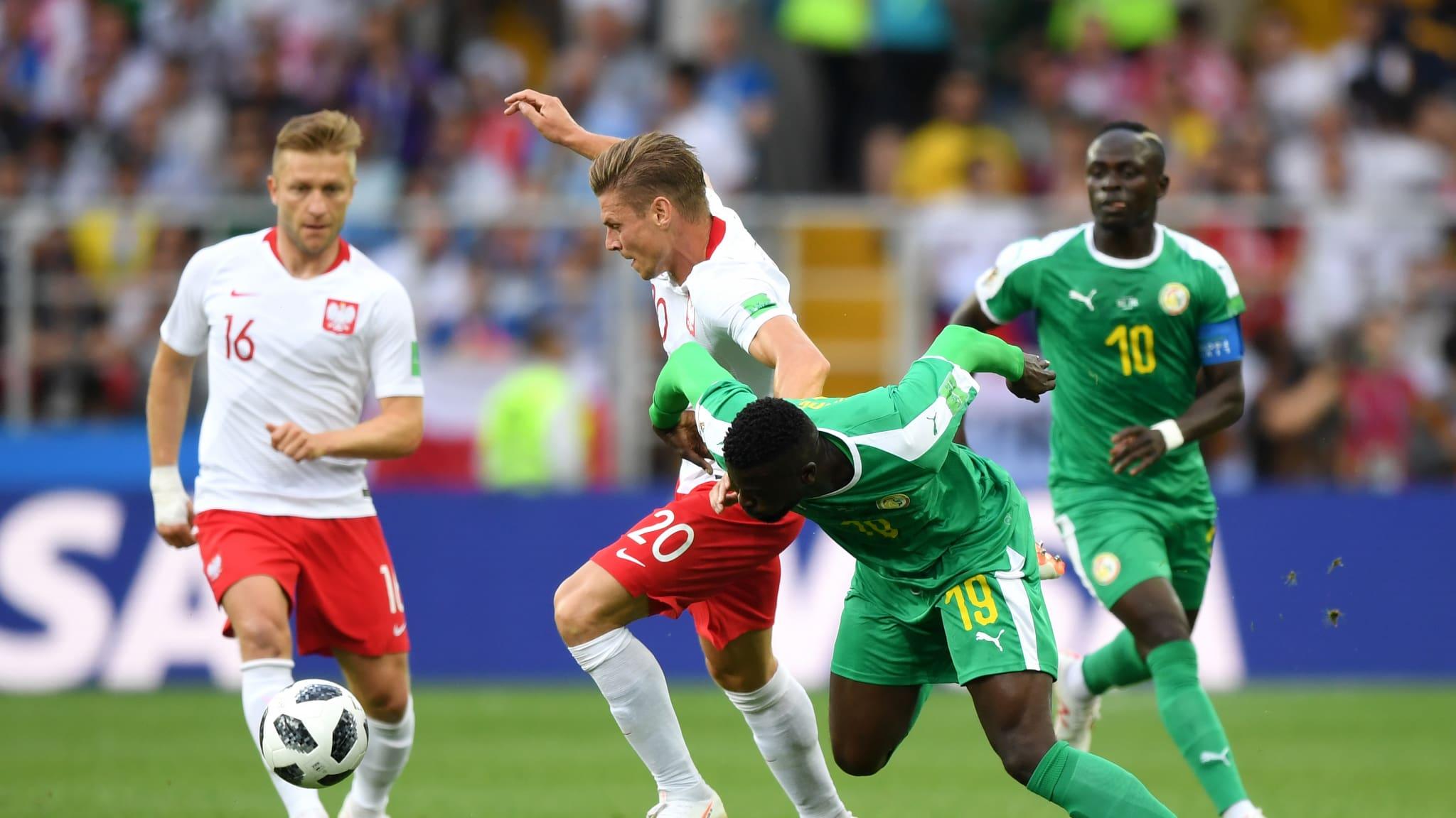 Mbaye Niang : «On va aborder le match contre le Japon  avec discipline, rigueur et solidarité »