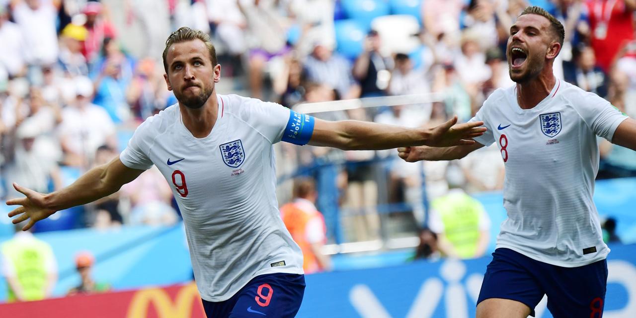 L'Angleterre écrase le Panama