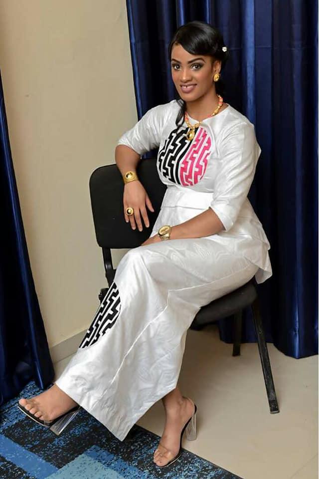Photos : Voilà la ravissante femme de Cheikh Sarr