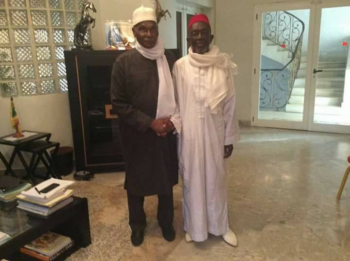 Me Abdoulaye Wade en deuil !