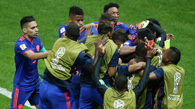 La Colombie se balade face à la Pologne (3-0), une finale avant l'heure contre Sénégal