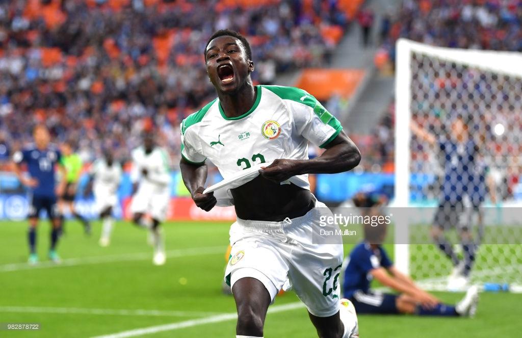 A 19 ans et 263 jours, Moussa Wagué efface le record du Ghanéen Haminu Draman