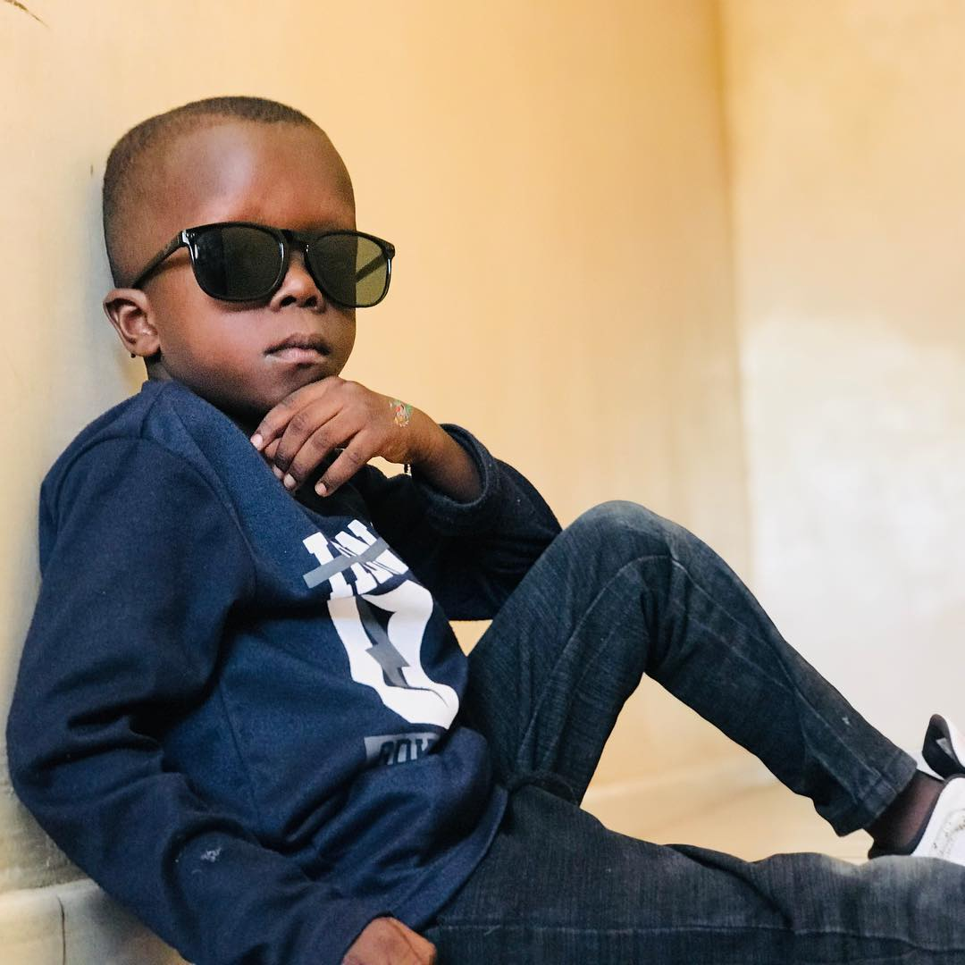 Photos-Baye Mbaye, un play-boy en cours de chargement