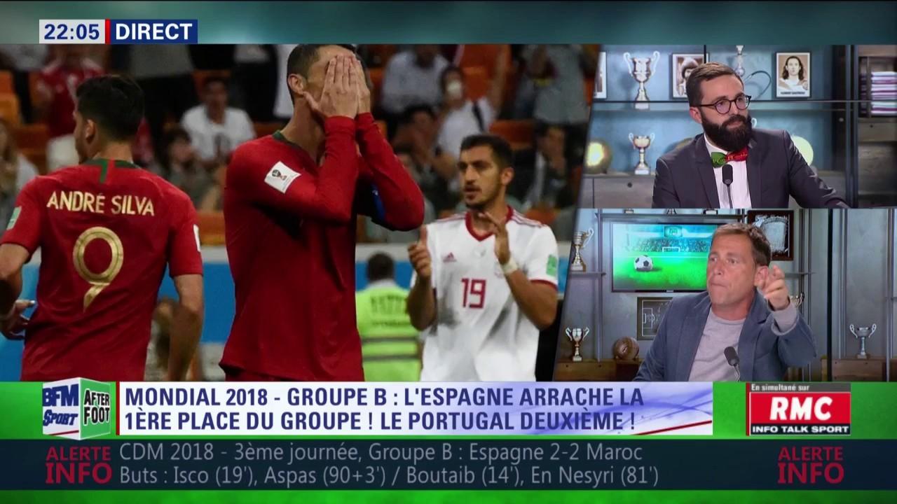 Iran-Portugal, Espagne-Maroc, on reprend au calme les polémiques liées à la VAR