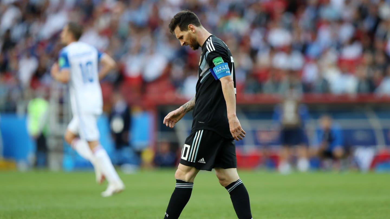 Gernot Rohr sans pitié pour Messi