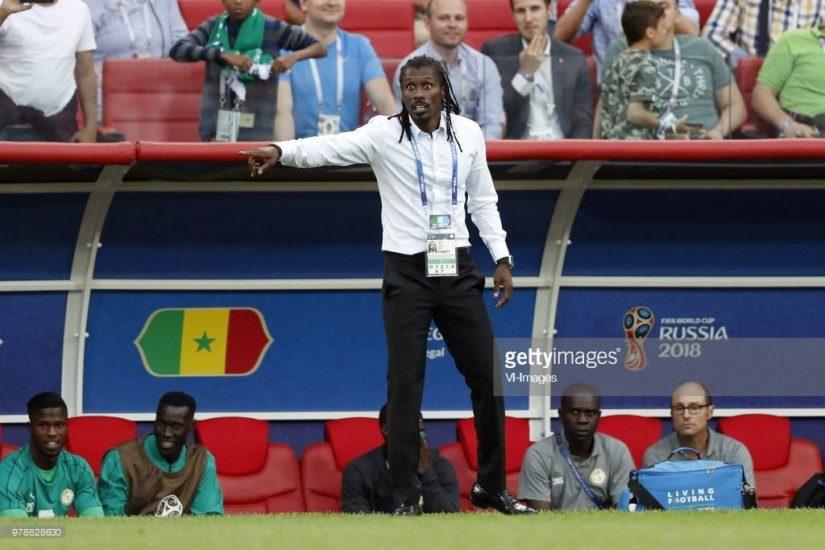 Sénégal-Colombie de ce jeudi : Aliou Cissé pourrait retrouver son 4-4-2