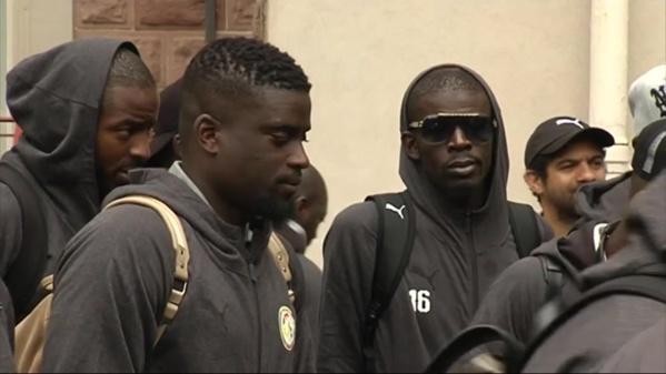 Colombie-Sénégal: Les Lions sont arrivés à Samara sous une canicule infernale