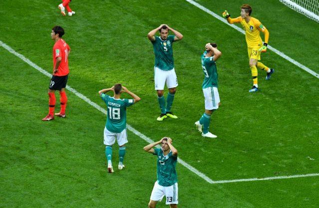 """""""La plus grande honte de l'histoire"""", """"humiliation""""… la presse allemande sous le choc"""