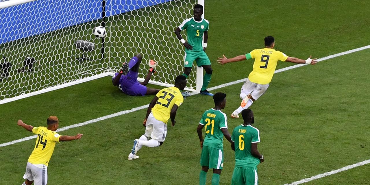 Coupe du monde: la Colombie se qualifie, le Sénégal éliminé… à cause des cartons jaunes !