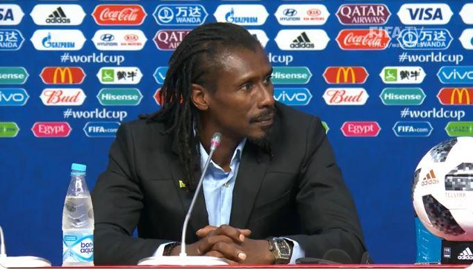 """Aliou Cissé : """"Le Sénégal ne se qualifie pas parce qu'il ne le mérite pas"""""""