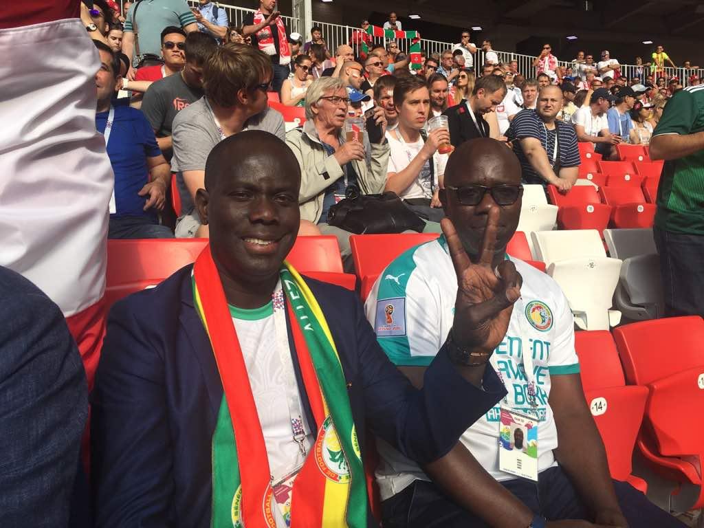 """Malick Gakou aux """"Lions"""" : « Vous nous avez fait rêver et votre mérite est historique… »"""