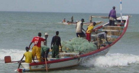 Vents violents et pluies : Trois pécheurs portés disparus au large de Gorée